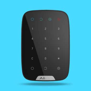 ajax keypad overview