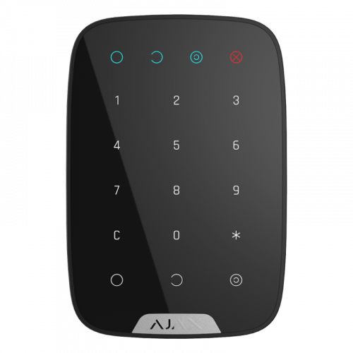 AJAX KeyPad black
