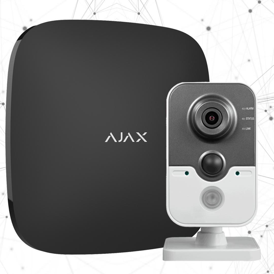 ajax ip-cameras imtegration