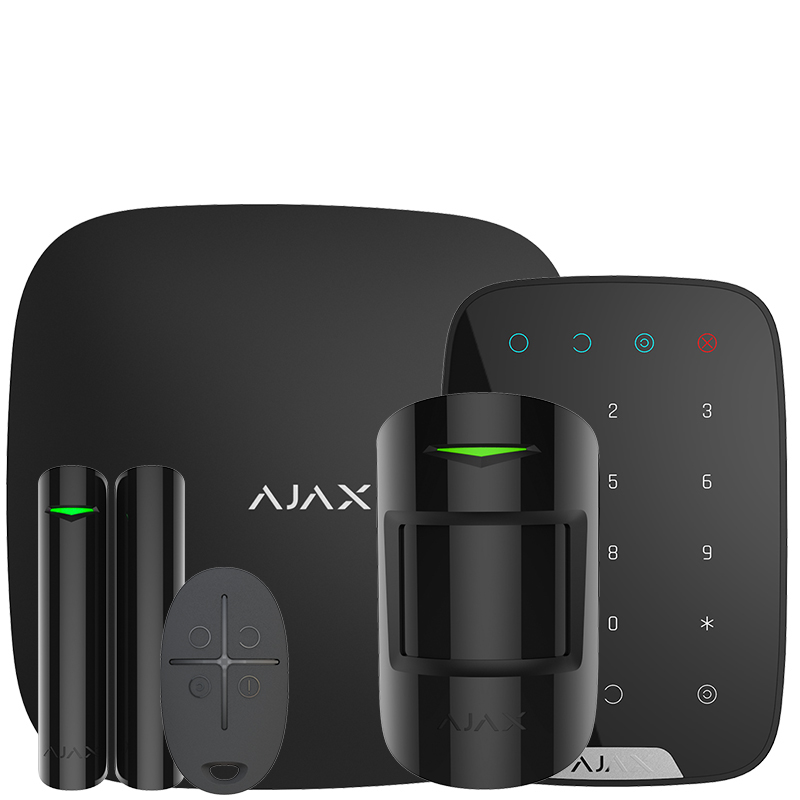 AJAX KeypadKit Plus black