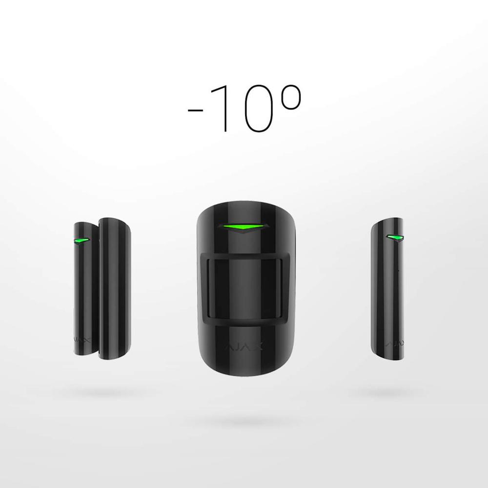 ajax -10 temperature