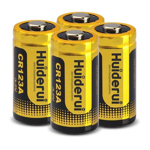 ajax battery cr123a 4pcs