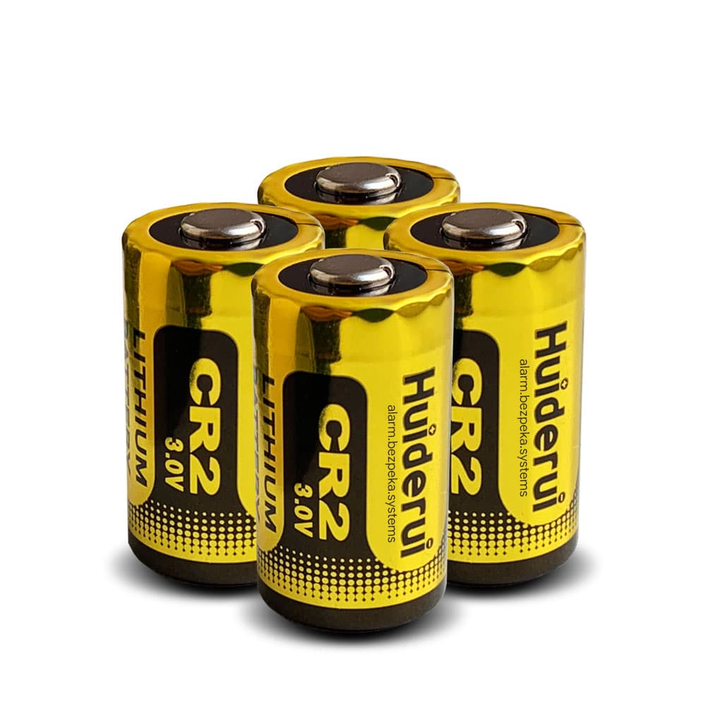 ajax battery cr2 4pcs