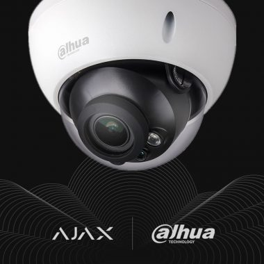 ajax systems dahua integration