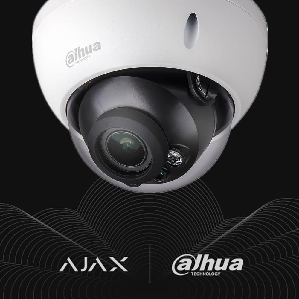 ajax systems dahua integration