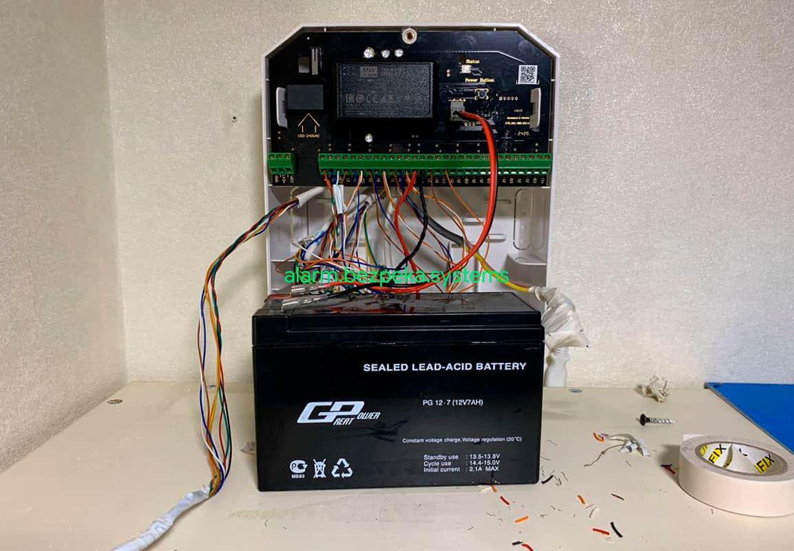 ajax multitransmitter case