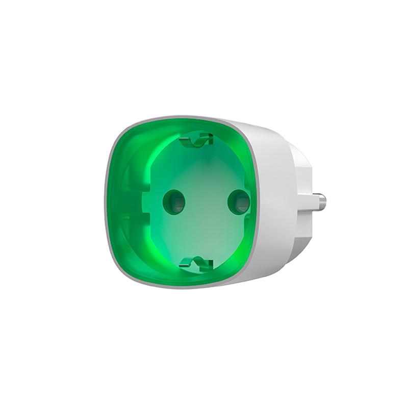 ajax socket white
