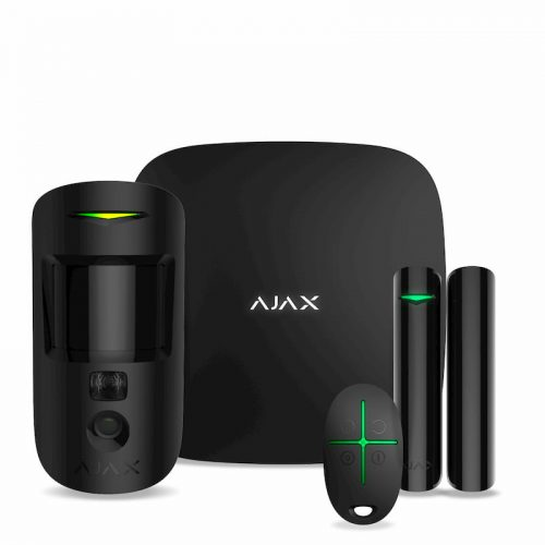 ajax starterkit cam plus black