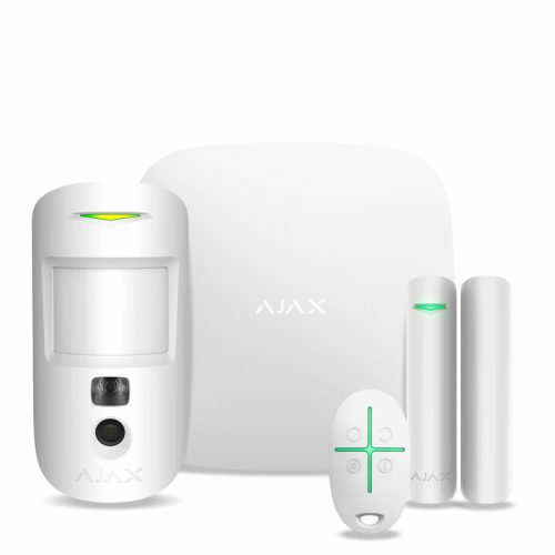 ajax starterkit cam plus white