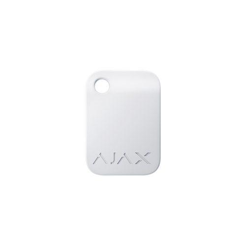 ajax tag white