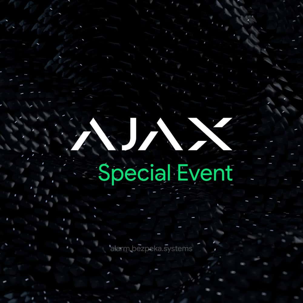 Ajax Special Event